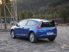 雪铁龙(进口) 新C4 Coupe 1.6T VTS