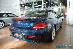 2007款 630i 3.0L 双门轿跑车