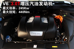 2011款 Cayenne 4.8T Turbo 5座