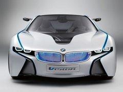 2010款Vision EfficientDynamics概念车