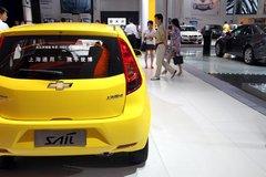 2010款 1.6L 自动 炫动版(劲黑内饰)