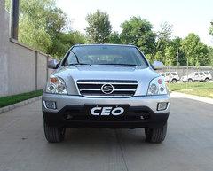 2008款 2.5T 手动 四驱超豪华型 5座