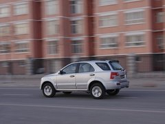 2005款帅驰豪华型