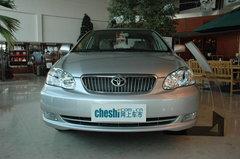2009款1.6L 自动豪华版
