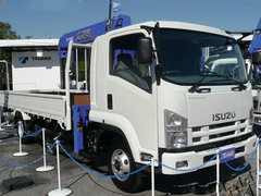 2009款 FVZ34Q 6X4 12噸底盤