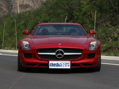 SLS AMG 2010款 试驾