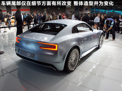 2011款E-tron概念车