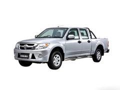 2012款2.8T 手动VE泵柴油豪华型超长货箱