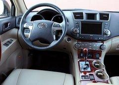 2011款 汉兰达 基本型