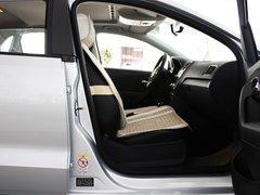 上海大众  新Polo 1.4 AT 副驾驶座椅正视图