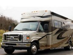 2011款旅居房车295型