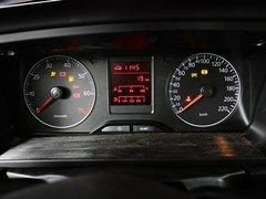 一汽-大众  捷达 1.6 MT 方向盘后方仪表盘