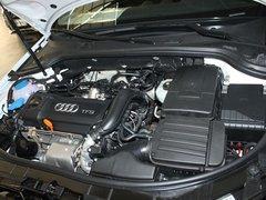 奥迪(进口)  A3 Sportback 1.4T 发动机局部特写