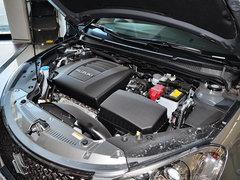 2011款 2.4 CVT 四驅豪華導航版