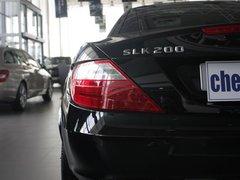 2011款SLK2001.8T 豪华运动型