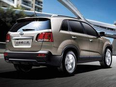 2012款 2.2T 自动 柴油至尊版 5座