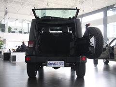 2012款3.6L两门版撒哈拉 4座