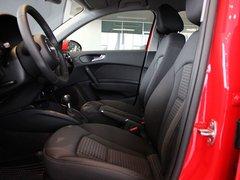 奥迪(进口)  A1 30TFSI 1.4T 驾驶席座椅正视图