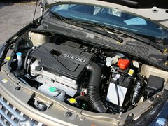2012款 1.6L 自动锐骑型