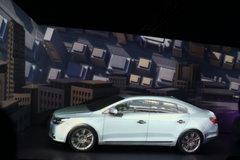 2012款 2.4L SIDI舒适版