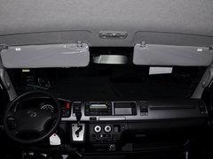 2011款 HIACE 2.7L 自动 标准版 13座