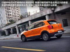 2012款 Cross Polo 1.6L AT