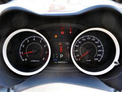 东南三菱  2.0L CVT 方向盘后方仪表盘
