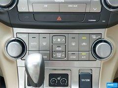 2012款 2.7L 自动 豪华版 7座