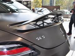2013款SLS 6.2L45周年中国限量版