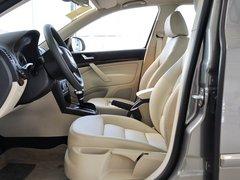 斯柯达  明锐 1.6L MT/AT 驾驶席座椅正视图