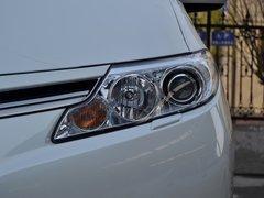 2012款2.4L CVT豪华版 7座