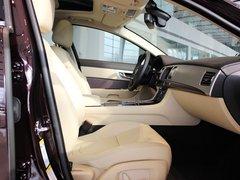 捷豹  2.0T 自动 副驾驶座椅正视图