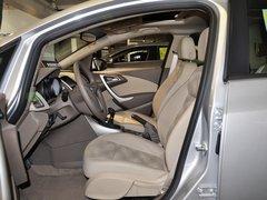 别克  GT 1.6L 手动 驾驶席座椅正视图