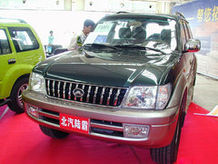 2012款 2.4L 四驱型