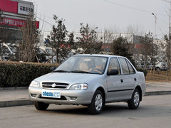 2009款1.3L 手动白金版
