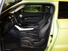 路虎  2.0T 自动 驾驶席座椅正视图