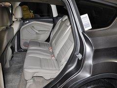 长安福特  翼虎 1.6T AT 第二排座椅正视图