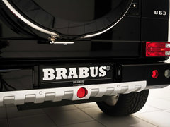 2013款博速Brabus B63-620基本款