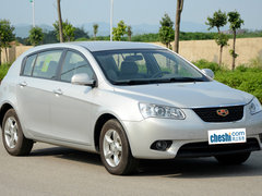 2013款 1.8L CVT 两厢 尊贵型