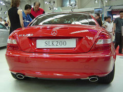 2004款SLK 200K1.8T