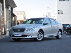 2013款 2.5L 自动 舒适版