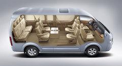 2013款2.8T柴油长轴 新干线豪华型