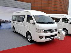 2013款2.4L汽油长轴 新干线标准型