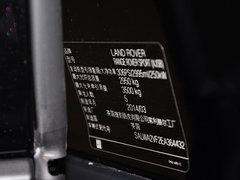 2014款 3.0T 自动 SC HSE Dynamic 5座