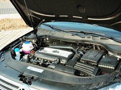 一汽-大众  1.8TSI DSG 发动机主体特写