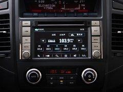 三菱(进口)  3.0L 自动 中控台中央特写