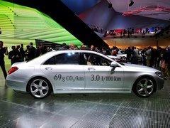 2014款S500Plug-in Hybrid