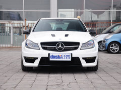 2014款 C63 AMG Coupe Edition 507