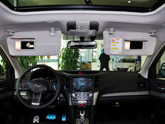 2014款 2.5i CVT 雅尚运动版 5座