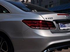 2014款 E200 Coupe